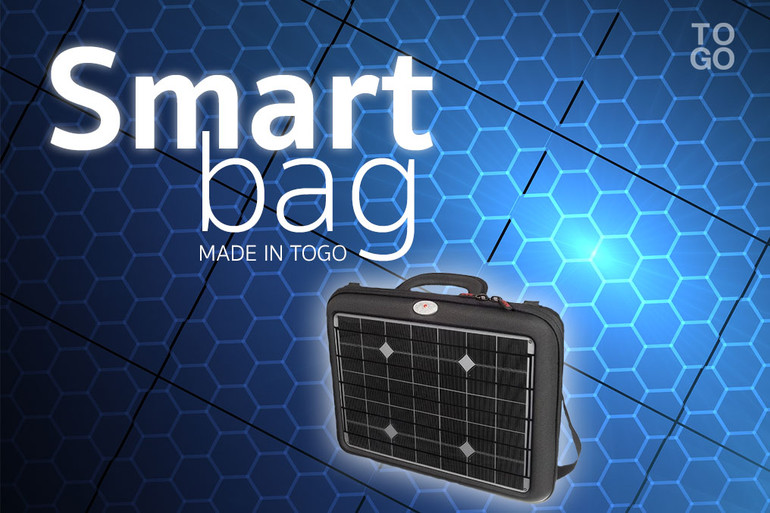 smart bag made in Togo
