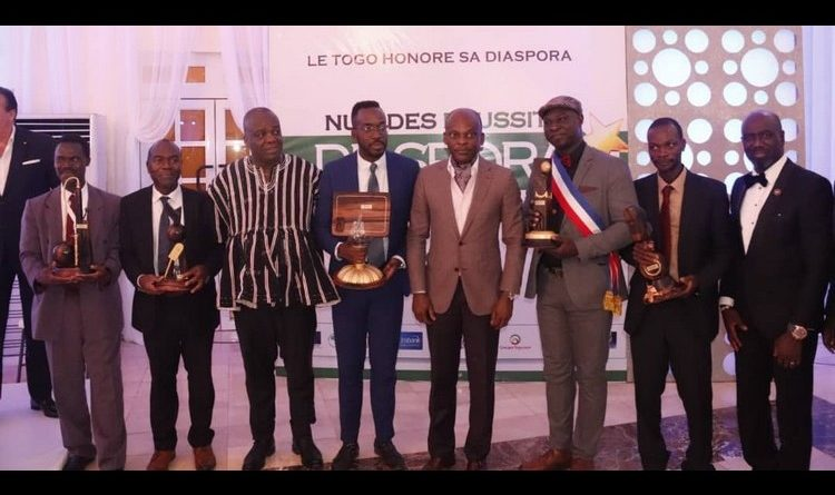 NIGHT OF DIASPORA'S SUCCESS : WELL-DESERVED REWARD