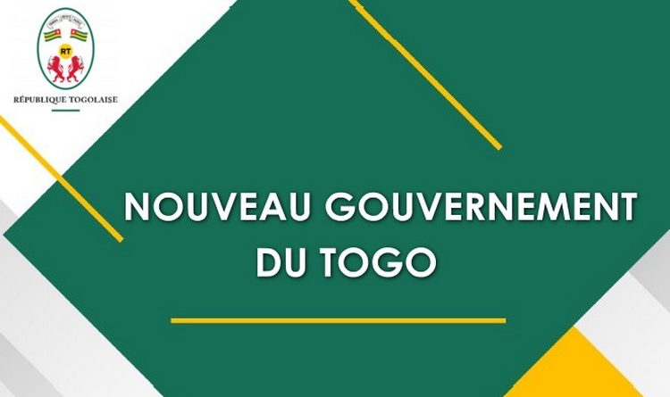 Togo has a new government