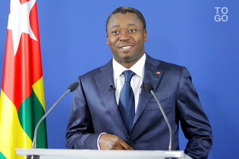 Image result for President Faure Essozimna Gnassingbe of Togo