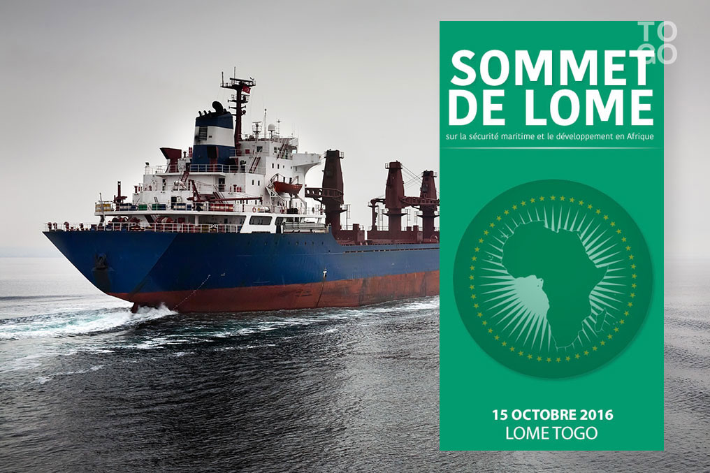 Extraordinary Summit of the African Union on Maritime Safety and Security and African Development-15th October 2016 In Lomé